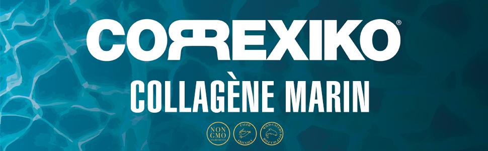 Le collagène marin supérieur de peptides de CORREXIKO 1